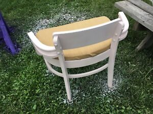 Antique refurbished chair