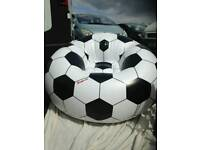 Snap on tools branded inflatable football chair adults merchandise genuine collectible