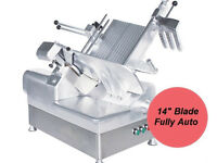 HB-320 Commercial Auto Slicer 14 inch Machine