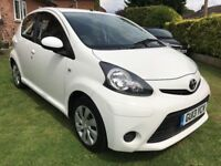 Fabulous Value And Superb Condition 2013 Aygo ICE 5 Dr Hatch 33000 Miles HPI Clear JULY 2018 MOT!