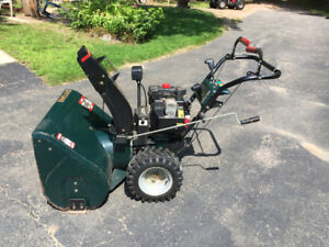 Craftsman 11hp Snowblower