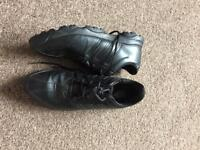 Size 10 adidas golf shoes