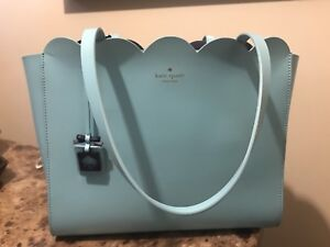 Large Kate Spade Leather Bag
