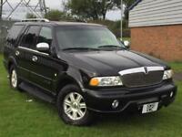 2001 Lincoln Navigator 5.4 V8 LPG American SUV, Top Spec, Swap P/X