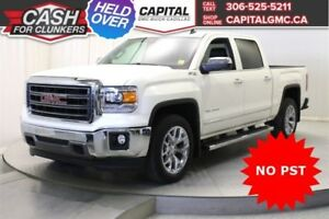 2014 GMC Sierra 1500 SLT Crew Cab *Navigation-Box Liner-DVD Play