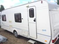 Bailey Ranger 550/6 6berth with motor mobile