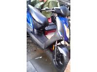Kymco agility125cc Scooter REDUCED