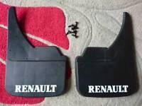 Renault Mud Flaps NEW