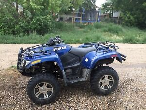 2011 Arctic Cat 700  LTD 4x4