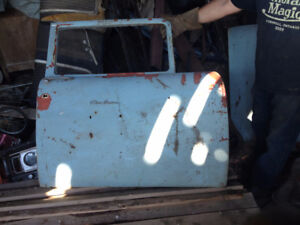 1955 1956 Ford 2 Door Post Doors
