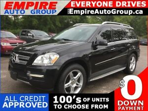 2011 MERCEDES-BENZ GL-CLASS GL350 BLUETEC * AWD * LEATHER * NAV