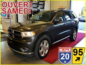 2015 Dodge Durango LIMITED * TOIT * GPS * DVD * HITCH *