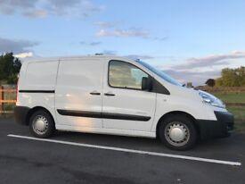 ** 2007 '57 reg Citroen Dispatch 1.6 Diesel Panel Van with Low Mileage, NO VAT, New MOT **