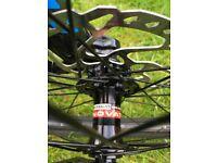 WTB/Novatec Wheelset 2.5 650b Tubeless with WTB Vigilante and Trail Boss tyres