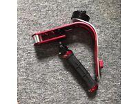 Pro Handheld Steadycam Video Stabilizer Handle Grip Steady Support