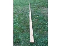 Wood timber leg peg structural