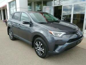 2016 Toyota RAV4 LE-AWD-BLUETOOTH-ONLY 49KM