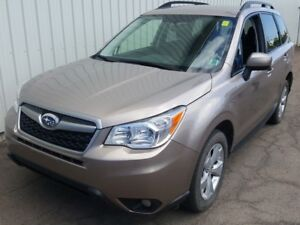 2015 Subaru Forester 2.5i Convenience Package ALL WHEEL DRIVE...