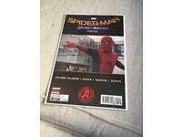 Spider-Man homecoming prelude comic book