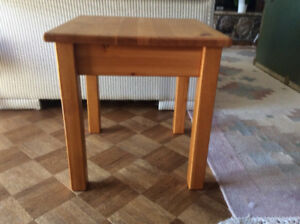 Side tables and coffee table - great condition!