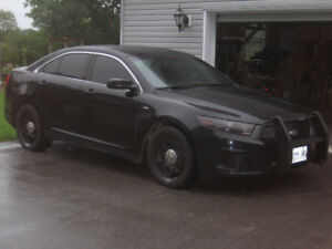 2013 Ford Other Ex Police Sedan