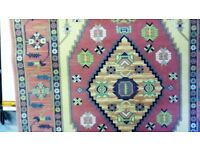 VERY GOOD QUALITY AZTEC STYLE RUG