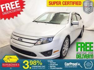 2012 Ford Fusion SEL *Warranty*