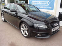 Audi A4 2.0TDI ( 143PS ) Multitronic 2009 S Line £3125 Extras P/X