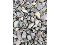 Multi mix decorative gravel/chips