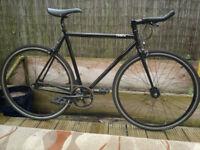 Fixed gear bike / Brick Lane Bikes / singlespeed / fixie / Track