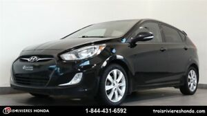 2013 Hyundai Accent GLS mags toit ouvrant