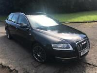 Audi A6 C6 2.0 Tdi 7 speed automatic gearbox Estate