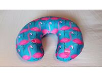 U-shaped Travel Relax Neck Pillow Soft Cushion