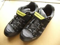 SPD Mountain bike shoes size 9 casual....new, only been out of box for pictures