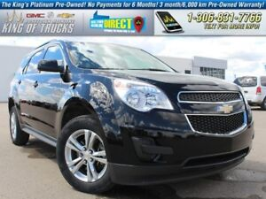 2014 Chevrolet Equinox 1LT Local | One Owner | PST Paid