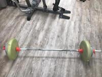 Weight liffting Equipment - Barbell