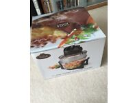 Giles and posner halogen cooker