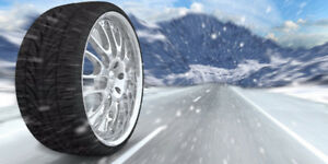 Ottawa New Winter Tires In-Stock And Install Available