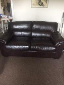 Sofas 3 seater and 2 seater 1 year old 250 Ono, electric riser recliner optional £250 ono