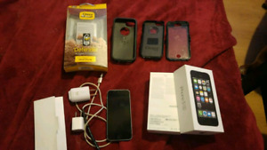 Iphone 5s and accessories