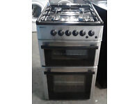 C088 Stainless Steel Beko 50cm Gas Cooker, Comes With Warranty & Can Be Delivered Or Collected