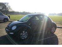VW Beetle 2.0L 2002 11 MONTHS MOT