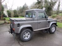 Chassis anti-rust treatment. Waxoyl protection. Land Rover. Toyota. Mitsubishi. Jeep.