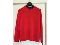 Ted Baker Men's Crew Neck Jumper In L, 100% Merino Wool. BNWT. RRP: £85.00
