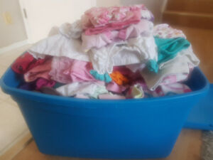 HUGE LOT girls clothes