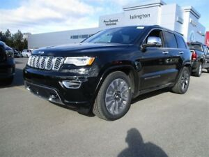 2017 Jeep Grand Cherokee OVERLAND **DEMO**