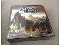 *New & Sealed* Game of Thrones Board Game 2nd Edition - RRP £54.99