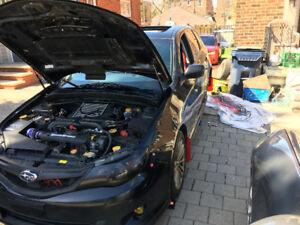 SUBARU Mechanics! Blown WRX  - Serious Inquiries ONLY Please!