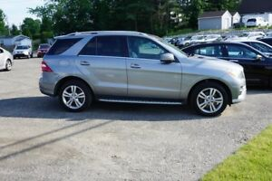 2012 Mercedes-Benz Classe-M ML 350 BlueTEC+IMPECCABLE!!