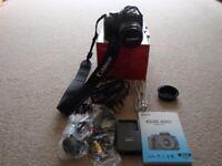 Canon Camera EOS 400D